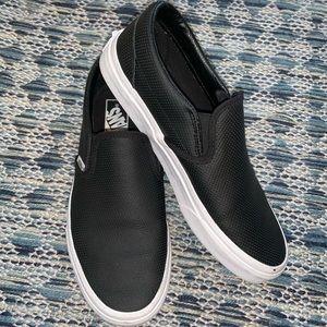 Black vans!